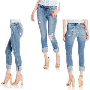 Clean Cuff Jeans
